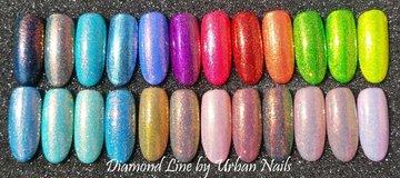 Diamond Line Glitters