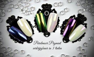 Parelmoer Pigment