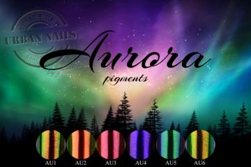 Aurora Pigmenten