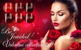 Be Jeweled Valentine Collection Gel Polish