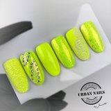 Urban Nails Yellow Neon