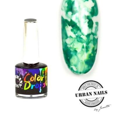 Color Drops 05 Aqua