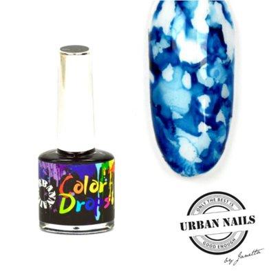 Color Drops 07 Blauw