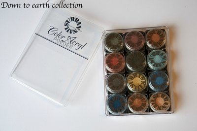 Acryl Collectie Down To Earth
