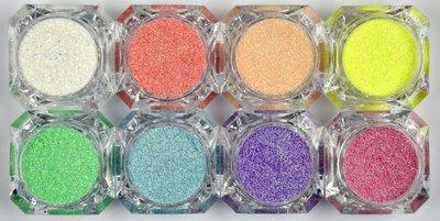 Glitter Dust Pastel Collectie