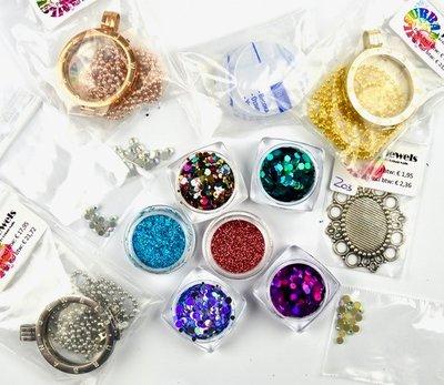 Urban Nails Jewel pakket 4