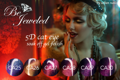 Be Jeweled Cat Eye 3 voor 44,95