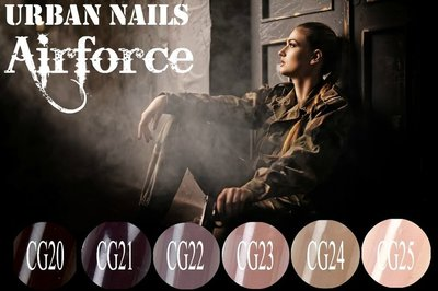 COLOR GEL COLLECTIE AIRFORCE