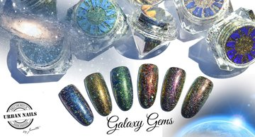Galaxy Gem Glitter Collection