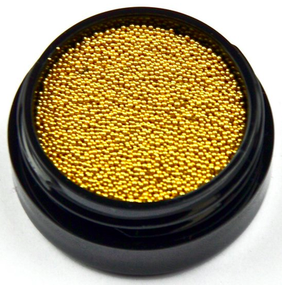 Caviar Beads CB08 Geel