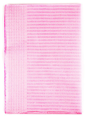 URBAN NAILS TABLE TOWEL ROZE (500 STUKS)
