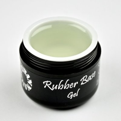 Rubber Base Gel Clear 30G Pot