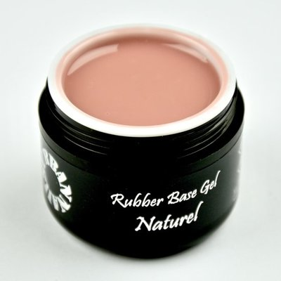 Rubber Base Gel Naturel 5G Pot