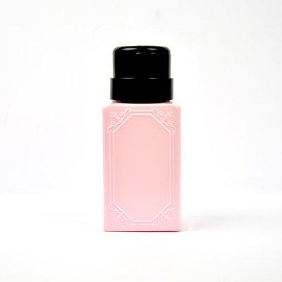 Pompflesje Roze