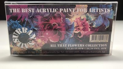 PURE PAINT COLLECTION FLOWERS COLLECTION