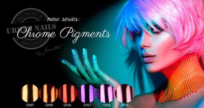 Chrome Pigment Set 1