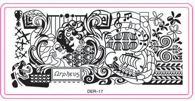 Stempelplaat 17