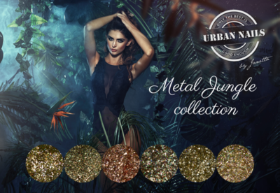 Metal Jungle Collectie