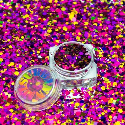 ROLY POLY 15 PURPLE-PINK-GOLD