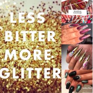 Workshop Glitter en Folie Design