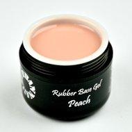 Rubber Base Gel Peach 5G