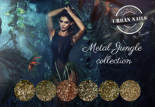 Metal Jungle Collectie